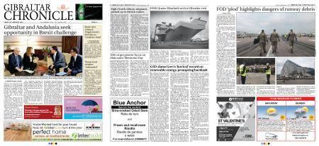 Gibraltar Chronicle – 26 January 2018