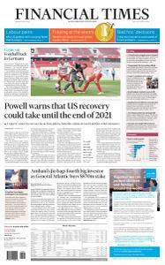 Financial Times USA - May 18, 2020