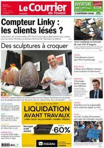 Le Courrier de l'Ouest Angers - 30 mars 2018