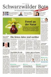 Schwarzwälder Bote Hechingen - 10. Mai 2019