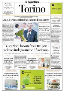 la Repubblica Torino - 9 Agosto 2020