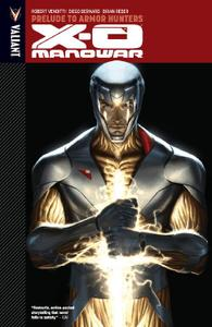 Valiant-X O Manowar Vol 06 Prelude To Armor Hunters 2015 Hybrid Comic eBook