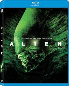 Alien (1979) [Remastered, Director's Cut]