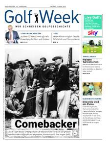 Golf Week – Mai 2019