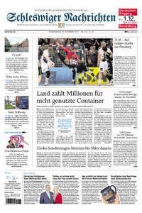 Schleswiger Nachrichten - 30. November 2017