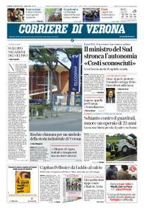 Corriere di Verona – 10 maggio 2019