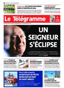 Le Télégramme Guingamp – 19 mai 2020