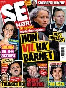 SE og HØR – 27. november 2019