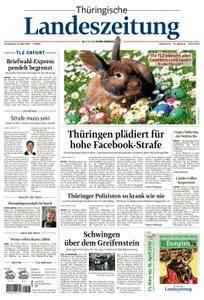 Thüringische Landeszeitung Erfurt - 31. März 2018