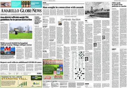 Amarillo Globe News – July 11, 2020