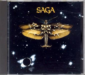 Saga - Saga (1978) {1987, Reissue}