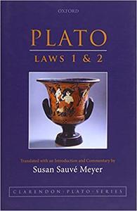 Plato: Laws 1 and 2 (Repost)