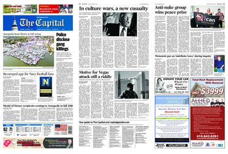 The Capital – October 07, 2017