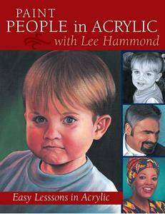 Paint People in Acrylic with Lee Hammond [Repost]