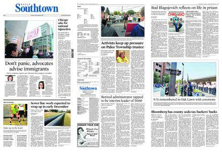 Daily Southtown – September 12, 2017