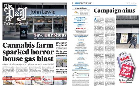 The Press and Journal Moray – March 25, 2021