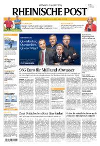 Rheinische Post – 21. August 2019