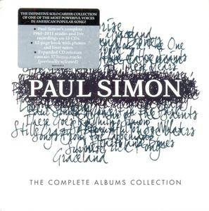 Paul Simon - The Complete Albums Collection (2013) [15CD Box Set] Re-up