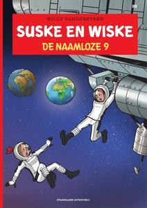 Suske en Wiske - 359- De Naamloze 9