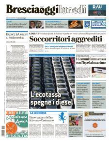 Brescia Oggi - 1 Luglio 2019