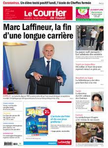 Le Courrier de l'Ouest Angers – 21 mai 2020