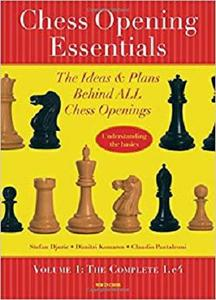 Chess Opening Essentials: The Ideas & Plans Behind ALL Chess Openings, The Complete 1. e4 [Repost]