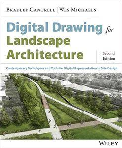 Digital Drawing for Landscape Architecture, 2nd Edition