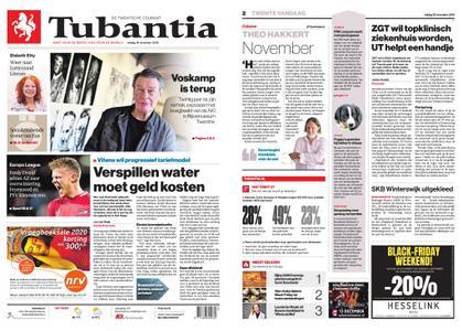 Tubantia - Enschede – 29 november 2019