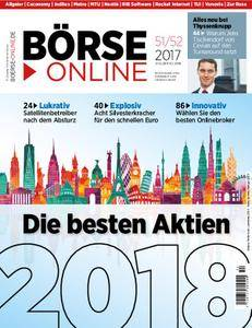 Börse Online - 21. Dezember 2017