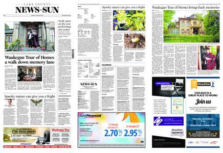 Lake County News-Sun – October 08, 2018