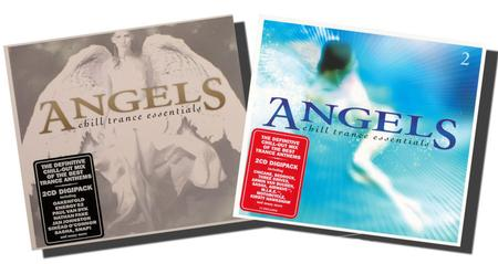 Angels Chill Trance Essentials 4CD-2005