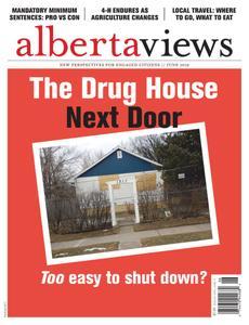 Alberta Views Magazine – June 2019