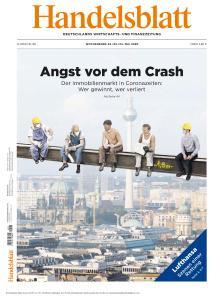 Handelsblatt - 22-24 Mai 2020