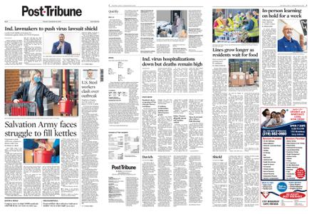 Post-Tribune – December 22, 2020