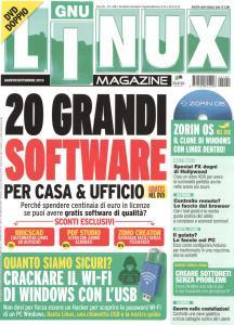 Linux Magazine N.192 - Agosto-Settembre 2019