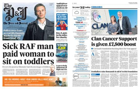 The Press and Journal Moray – July 15, 2020