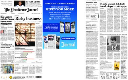 The Providence Journal – August 22, 2019
