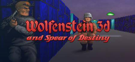 Wolfenstein 3D + Spear of Destiny (1992)