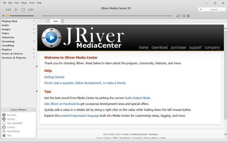 JRiver Media Center 25.0.75 Multilingual