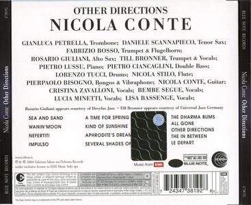 NICOLA CONTE - OTHER DIRECTIONS (relaese 2004)