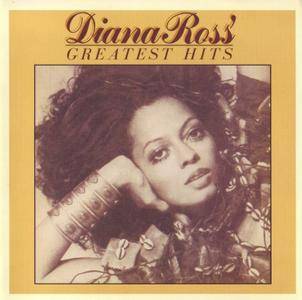 Diana Ross - Diana Ross' Greatest Hits (1976) [1991, Reissue] *Re-Up* *New Rip*