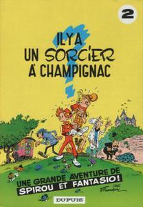 Spirou - Books 01, 02 & 03 (French Comic)