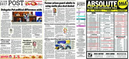 The Guam Daily Post – January 07, 2020