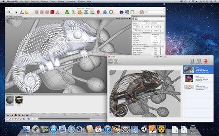 MW3D-Solutions Cheetah3D 7.3.3 macOS