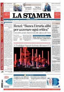 La Stampa Imperia e Sanremo - 12 Novembre 2017