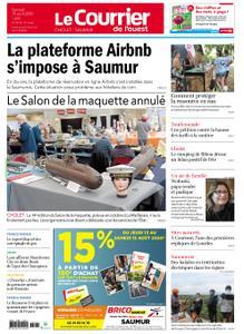 Le Courrier de l'Ouest Cholet – 15 août 2020