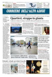 Corriere dell'Alto Adige – 21 dicembre 2019