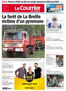 Le Courrier de l'Ouest Cholet – 23 avril 2021