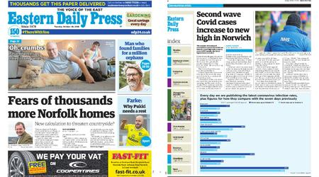 Eastern Daily Press – October 20, 2020
