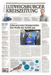 Ludwigsburger Kreiszeitung - 13. Januar 2018